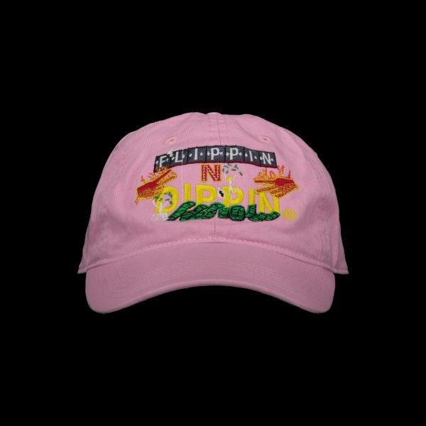 Pink Hat -3_Front_Fixed black